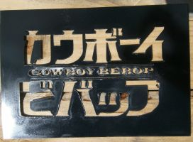 bebop logo by metal-otaku