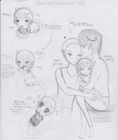 Sketch Dump:Baby Vincent by Lovleyday