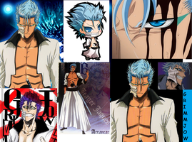 GRIMMJOW by sicko69