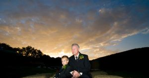 ring bearer and grandfather by invisibletape