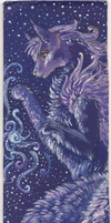 Creation of Magic on Spirit Day (Bookmark) by Avokad