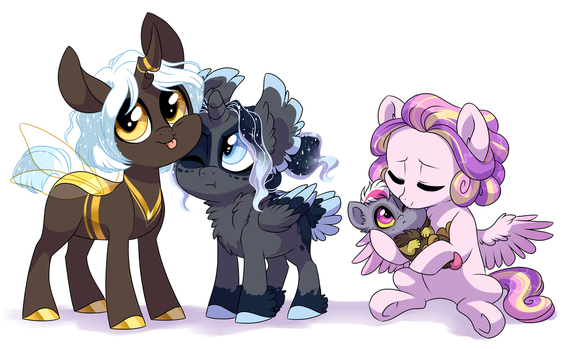 NextGen: Young Royals by Lopoddity