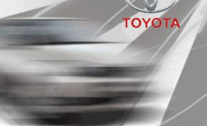 Toyota Animated Banner by theseventhshadow
