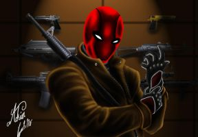The Red Hood by SWAVE18