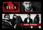 Pack png 630 // Aaron Johnson. by ExoticPngs