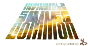 COMMON: Invinsible Summer logo by DirtyDre