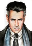 Percival Graves (Colin Farrell) by SashaSempe