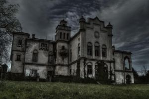 Abandoned mansion II by Victim4