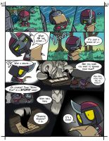Mission 7: Of Knights and Pawns - Page 2 by CrimsonAngelofShadow