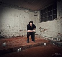 Metal band: Poetica, promotional work #10 by RuudPhotography