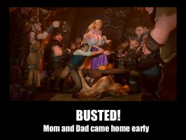 Busted Weekend Party by f4113n-4ng31-0f-r4in