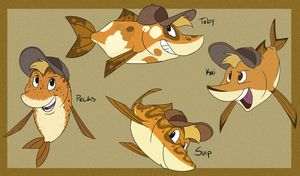 Fly Variants by PumpkinSoup