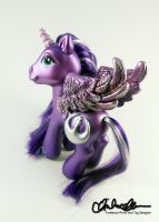 Rebel Swirl II custom MLP by thatg33kgirl