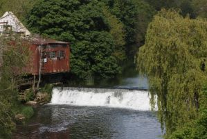 Avoncliffe Mill by Topaz172