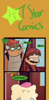 Seven Star Comics 98 by Loopy-Lupe