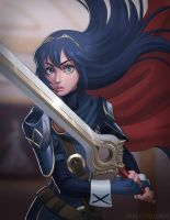 Lucina by Sh3lly