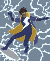 Static Shock by charpal