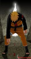 naruto angry by Crazyaction