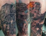 Imperial War Machine Second Session by ShannonRitchie