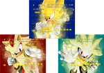 Super Hedgehogs Winamp Skins Pack by TrishRowdy