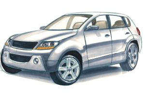 Suzuki Grand Vitara by MartinEDesign