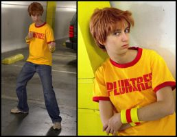 Scott Pilgrim 01 by bishounenizer