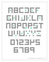 Creative Coding Typography by Azurelly