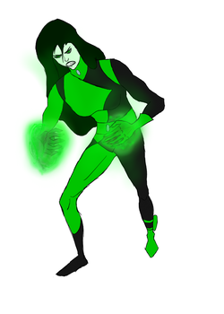 Shego gets transported by WolvenBane08
