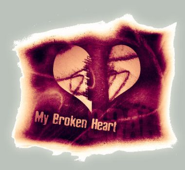 Broken Heart by Ron-Dery