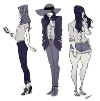 FASHION GIRLS #2 by GrievousGeneral