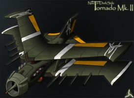 Tornado Mk.II by DarkenedFantasies