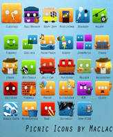 Picnic Iphone Theme Addons by maclac