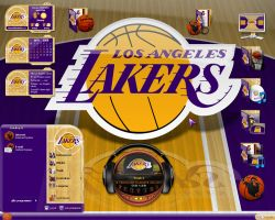 Los Angeles Lakers by Smokey41