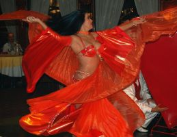 Cairo Belly Dancer by slickdj3