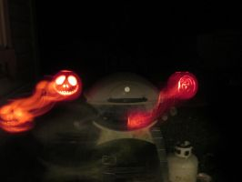 There are spirits inside my pumpkins! by DreamsCanComeTrue67