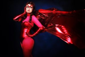Marvel: Scarlet Witch / Wanda Maximoff by Amapolchen