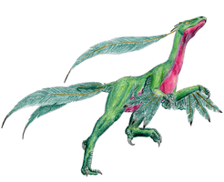 Grovyle realistic by Weirda208