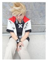 it's alright - Roxas, KH II by JunAkera
