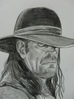 WWE Undertaker 5 by VinceArt