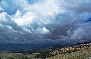 Clouds of wrath 3 by ShlomitMessica
