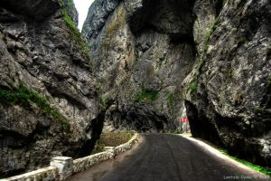 Bicaz Canyon by Lentziu