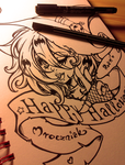 + Happy Halloween + by MroczniaK