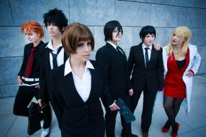 Psycho Pass: MWPSB by prechu
