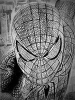 the amazing spiderman by BhavikVyas