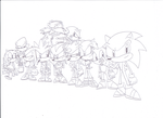 Sonic Smash Bros. Crusade by sonic4ever760