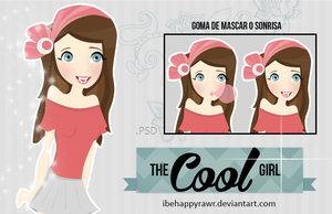 TheCoolGirl BHR by iBeHappyRawr