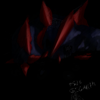 No.526-Gigalith by BerriesSparrowMouse