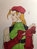 Cammy White - Target Acquired by SPC5297