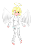 Shota angel~! by flashsteps