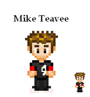 Mike Teevee Sprites by shadow0knight